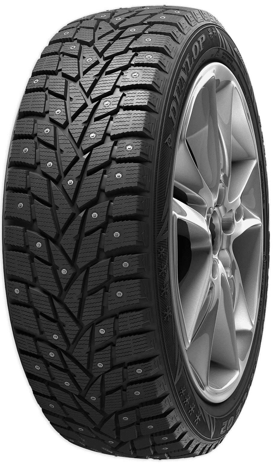 Купить Dunlop Winter Ice 02 XL